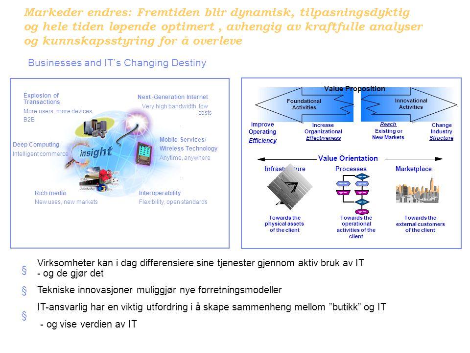 31/08/2005 INF2450 Teknologi, business og samfunn 17 Kinesere bygger IBM PCer