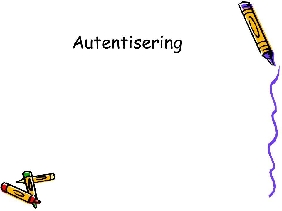 Autentisering
