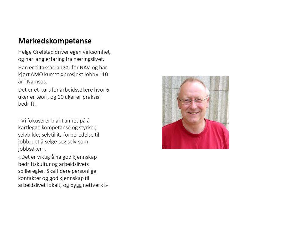 Karin Sinnes jobber i Namsos kommune.