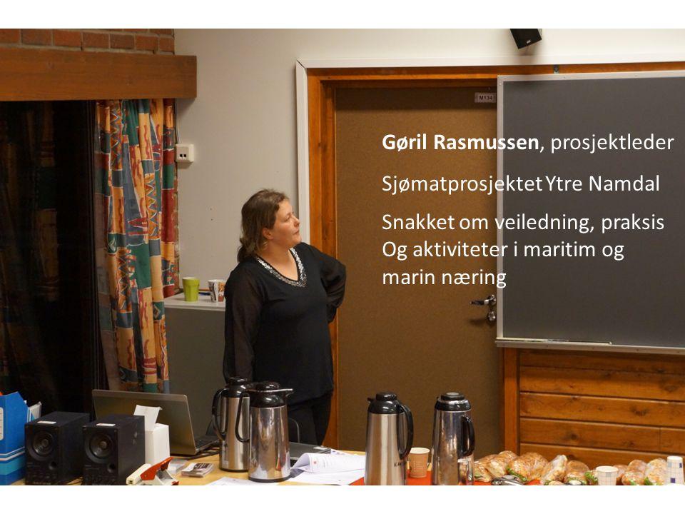 Leif Arve Sve, Coop delte sine erfaringer med å ha personer på språkpraksis via Namsos opplæringssenter, og Arbeidspraksis via NAV.