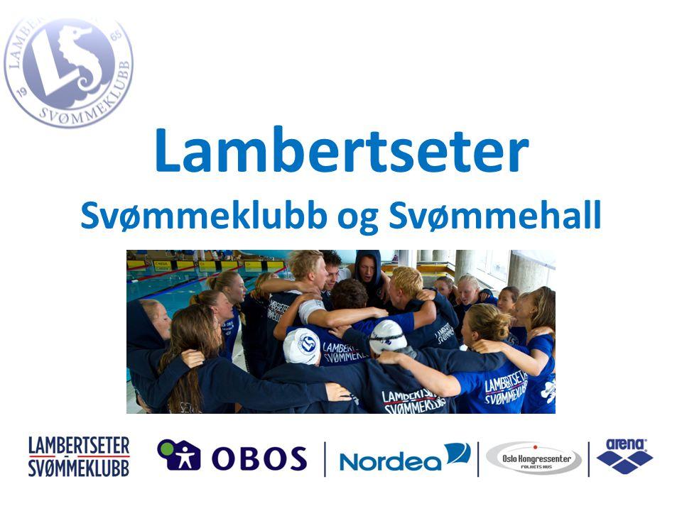 Lambertseter Svømmeklubb og Svømmehall