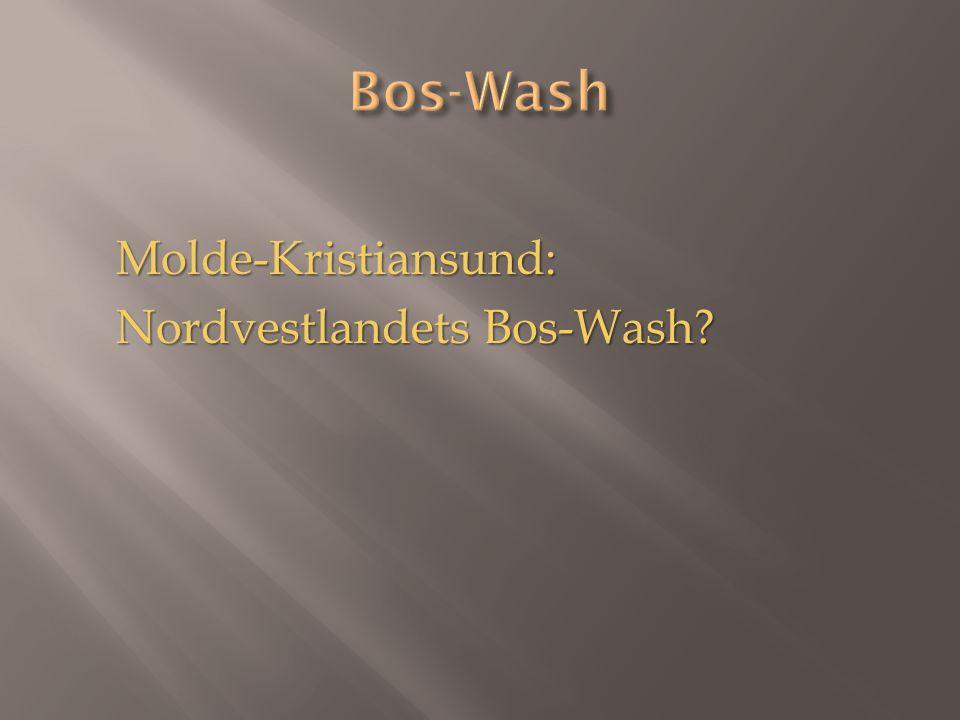 Molde-Kristiansund: Nordvestlandets Bos-Wash?