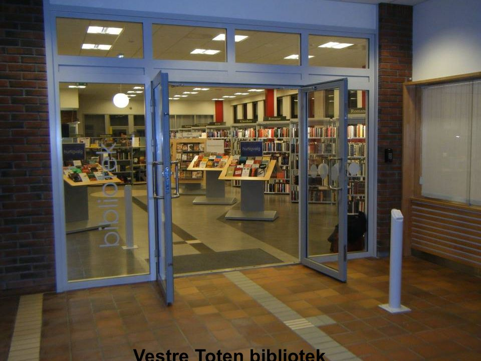 Vestre Toten bibliotek