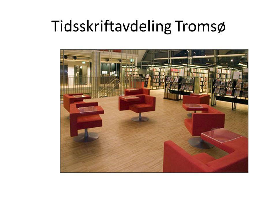 Tidsskriftavdeling Tromsø