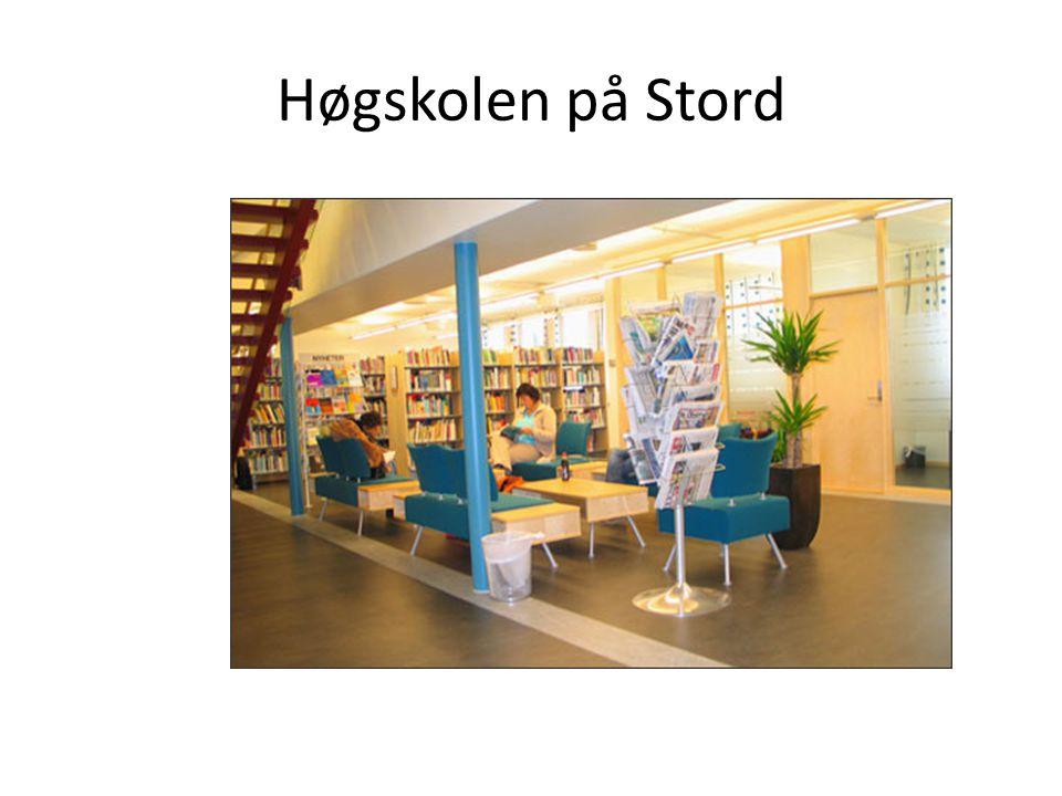 Høgskolen på Stord