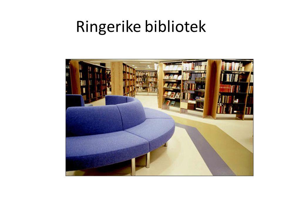 Ringerike bibliotek