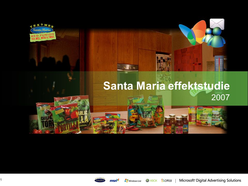 Santa Maria effektstudie 2007 1