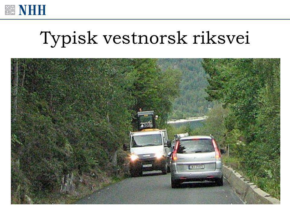 Typisk vestnorsk riksvei