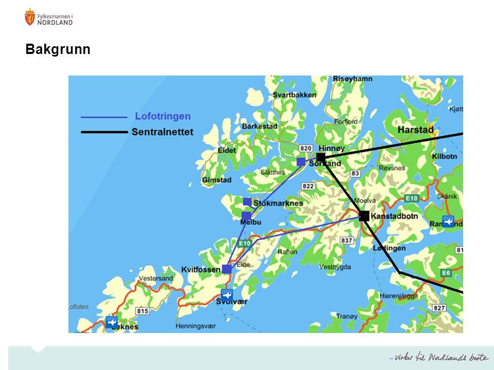 •Kraftforsyningsøvelser i Lofoten (2011) og Vesterålen (2012) •Lofotkraft sendte ut brosjyre (des 2012) til alle sine kunder om fare for «… strømbrudd over flere dager» •Minnet om den enkeltes ansvar for å ha beredskap