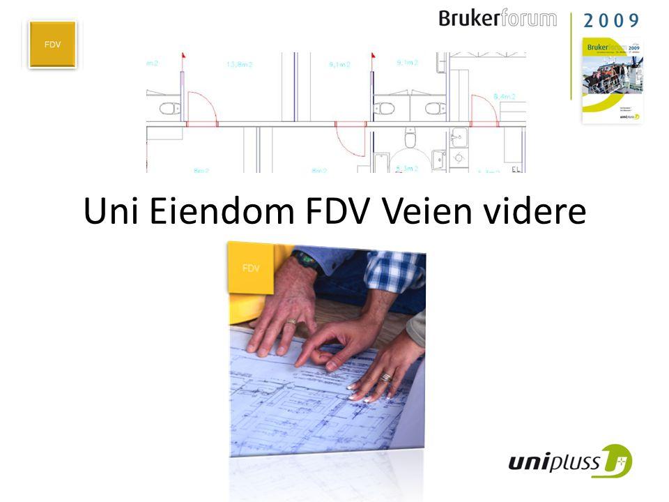 Nye funksjoner • Nøkkelintegrasjon mot Uni Eiendom.