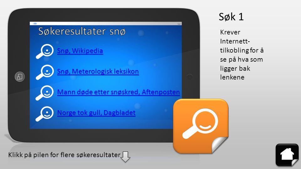 Chat 2 Hva hvis det ikke snødde mer i Norge? Tilbake til Chat 1