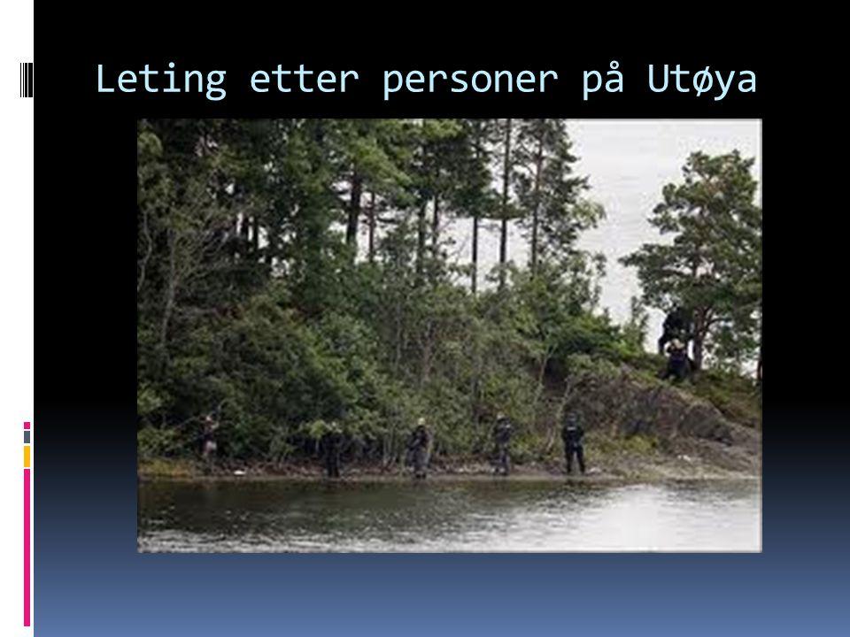 Terrorangrepet i Oslo og massedrapene på Utøya 22.