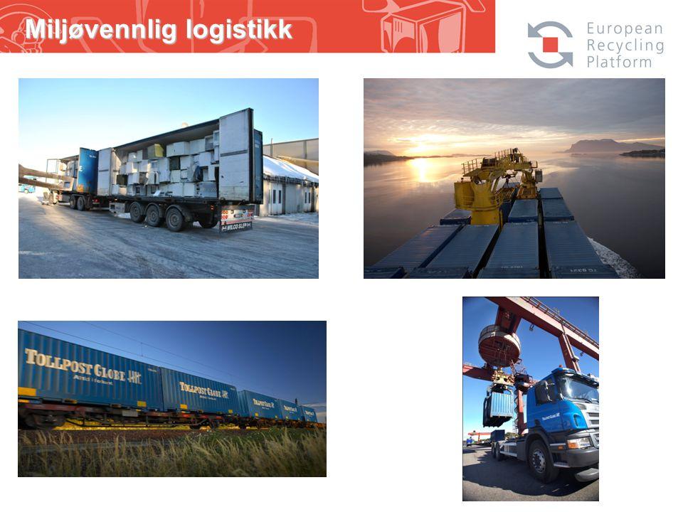 Miljøvennlig logistikk