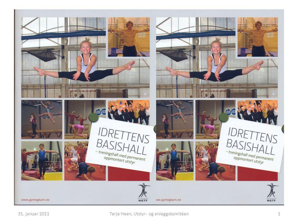 31. januar 2011Terje Heen, Utstyr- og anleggskomitéen1
