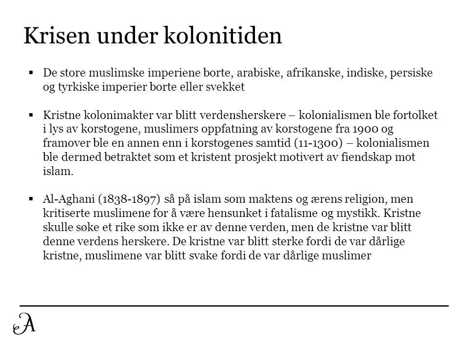 Radikalisering av norske muslimer.