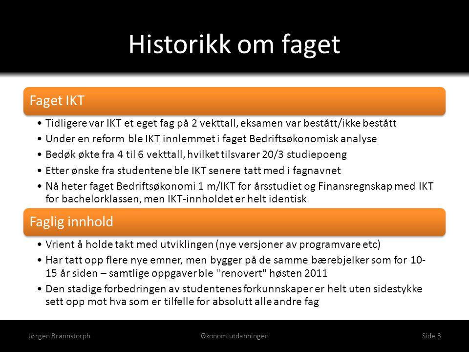 Historikk om faget Faget IKT •Tidligere var IKT et eget fag på 2 vekttall, eksamen var bestått/ikke bestått •Under en reform ble IKT innlemmet i faget