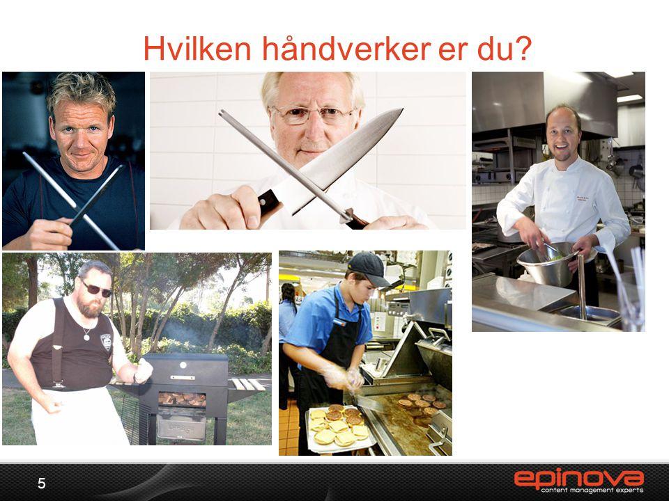 Hvilken håndverker er du? 5