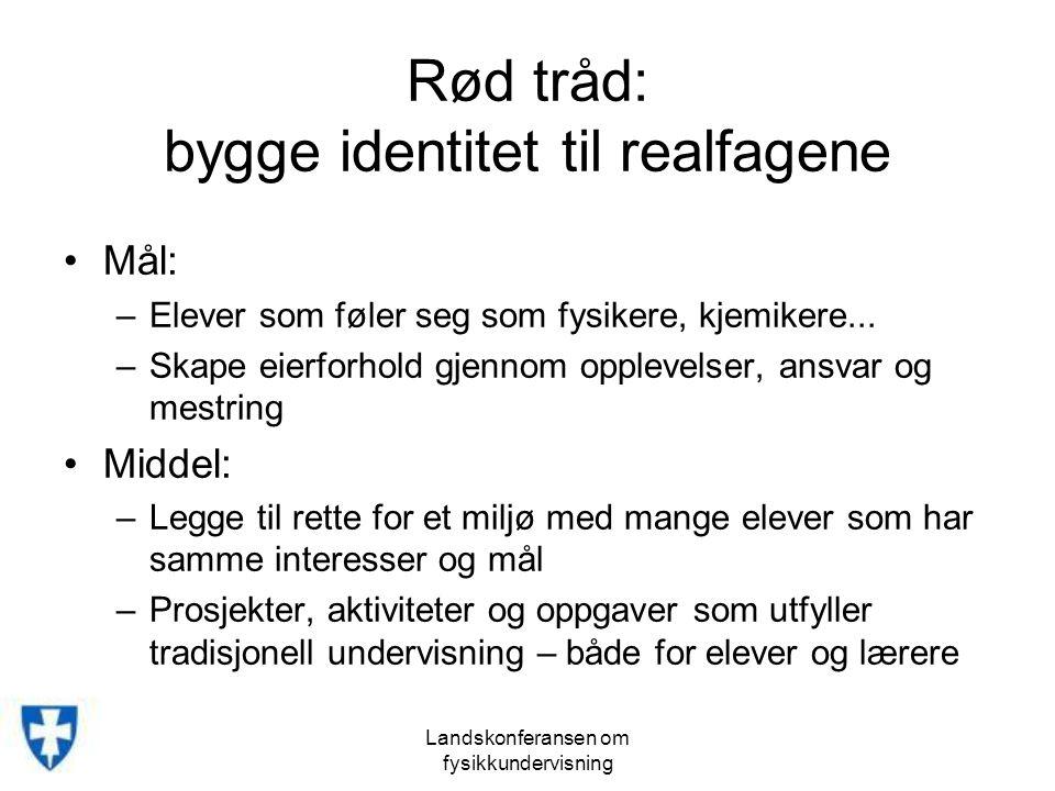 Landskonferansen om fysikkundervisning Om St.Olav •Én av tre sentrumsskoler i Stavanger, ca.
