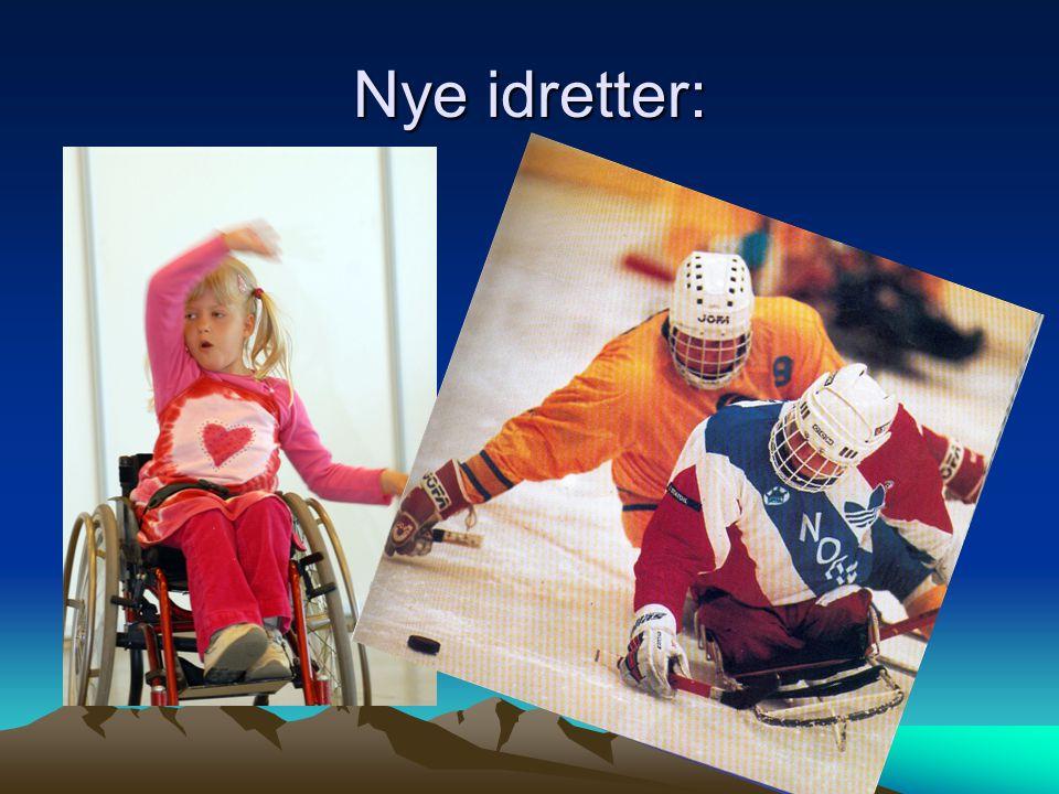 Nye idretter: