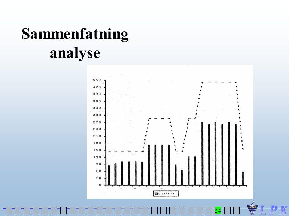 Sammenfatning analyse 24