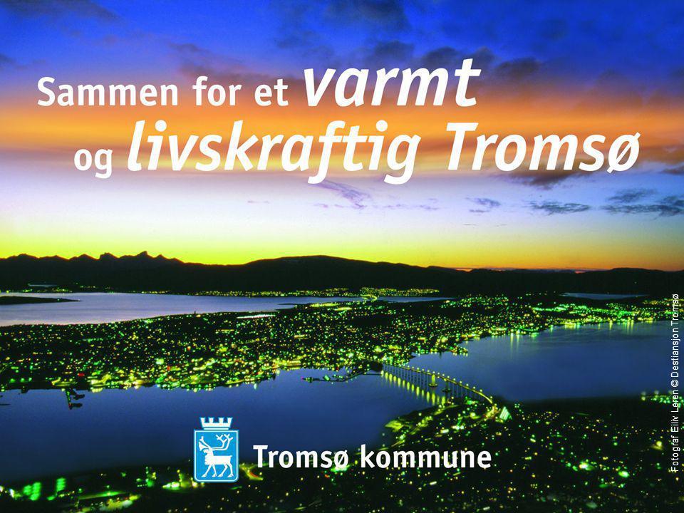 Hvorfor BTI i Tromsø.•Fokus på tverrfaglig arbeid gjennom politiske vedtak og tidligere Rådmann.