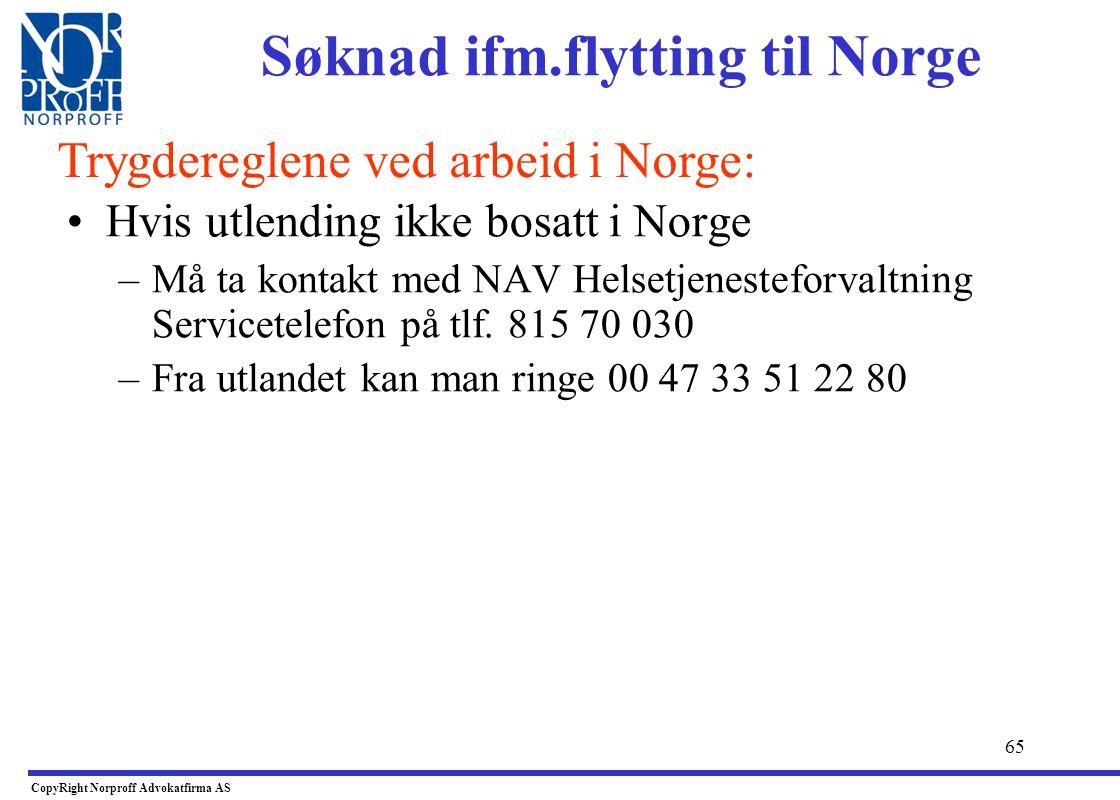 """64 •Europeisk helsetrygdekort Norge - E111 •Hvis bosatt i Norge: –Bestille: www.nav.no –Skriv """"kort"""" mellomrom """"fødselsnr 11 siffer, send til 26626 •N"""