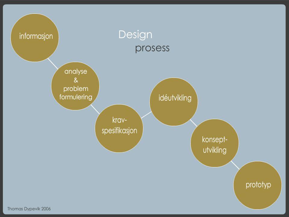 TREBASERTE MATERIALER  Opplæringen skal stimulere til kreativ formgivning av produkter i tre eller trebaserte materialer.