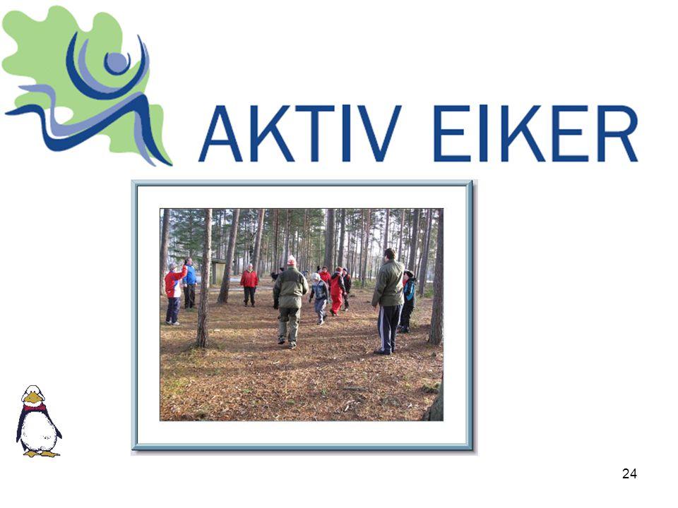 Øvre Eiker kommune kommuneoverlegen 24 Forebyggende og helsefremmende arbeid Folkehelsearbeid