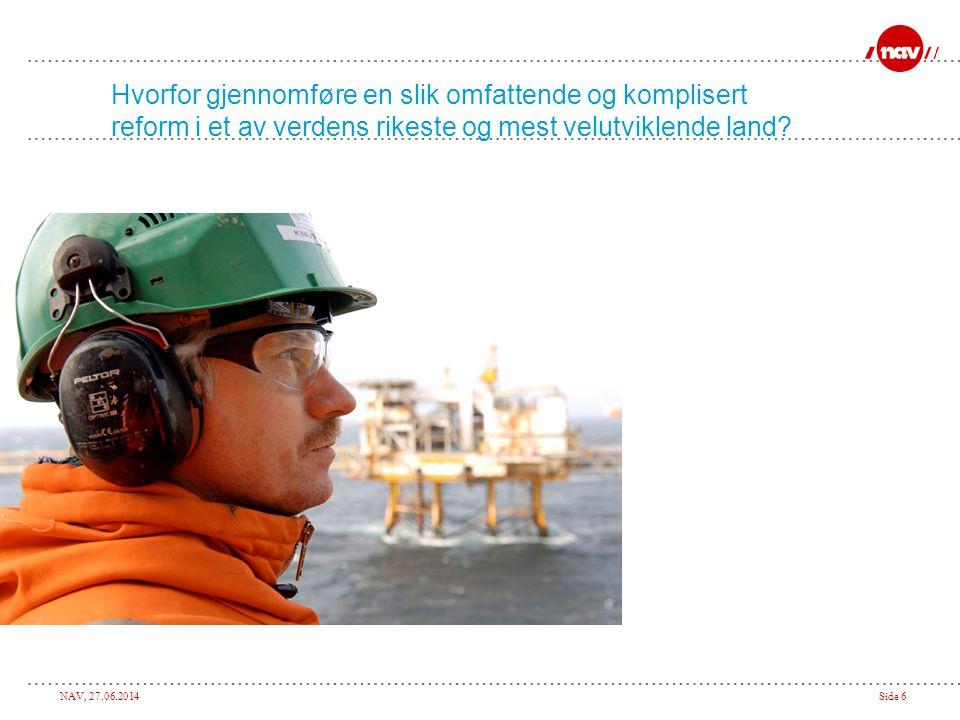 NAV, 27.06.2014Side 27 Sykefravær Hordaland diagnoser 4.