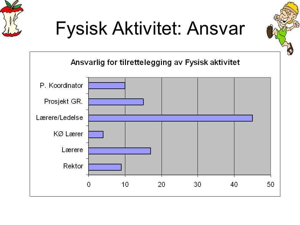 Fysisk Aktivitet: Ansvar