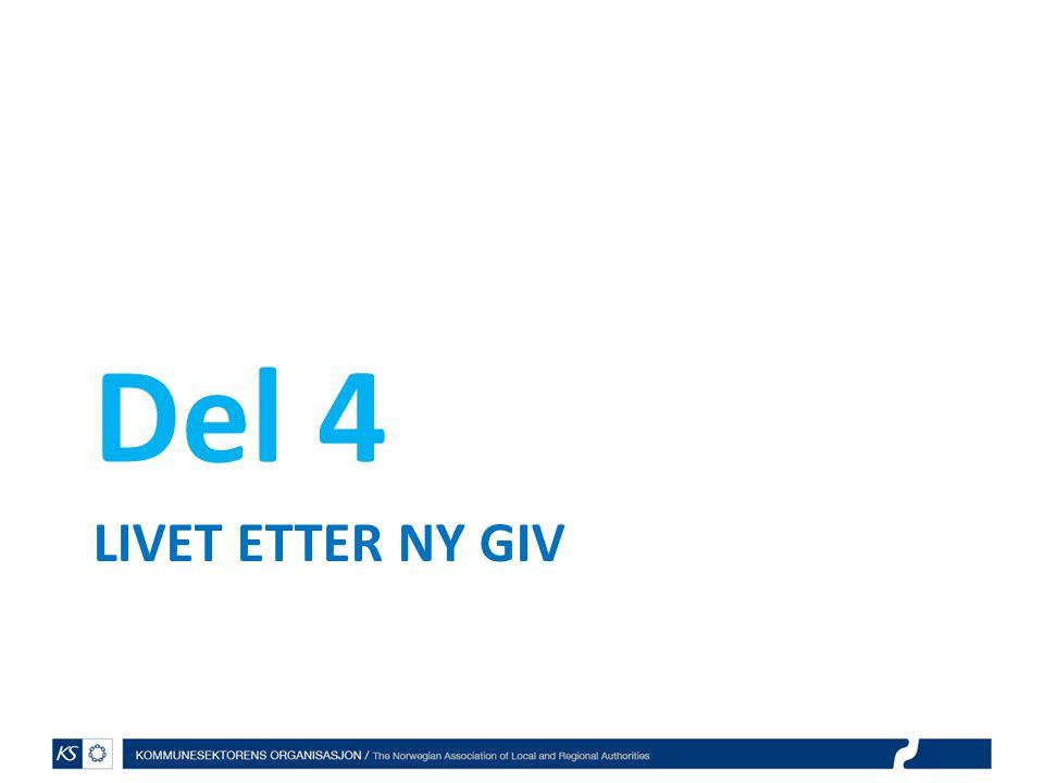 LIVET ETTER NY GIV Del 4