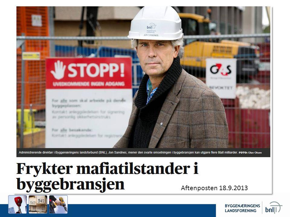 Aftenposten 18.9.2013