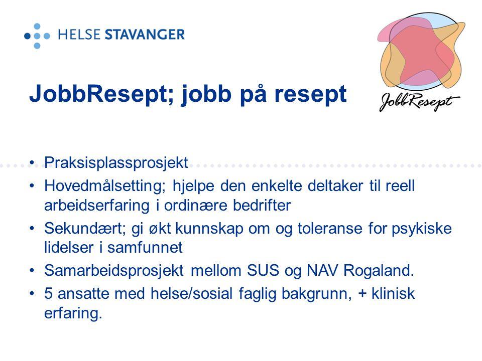 •I studier fra Norge og Skandinavia at det er opptil 90 % arbeidsledighet for mennesker med schizofrenilidelser.