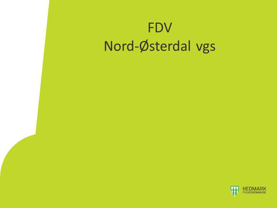FDV Nord-Østerdal vgs