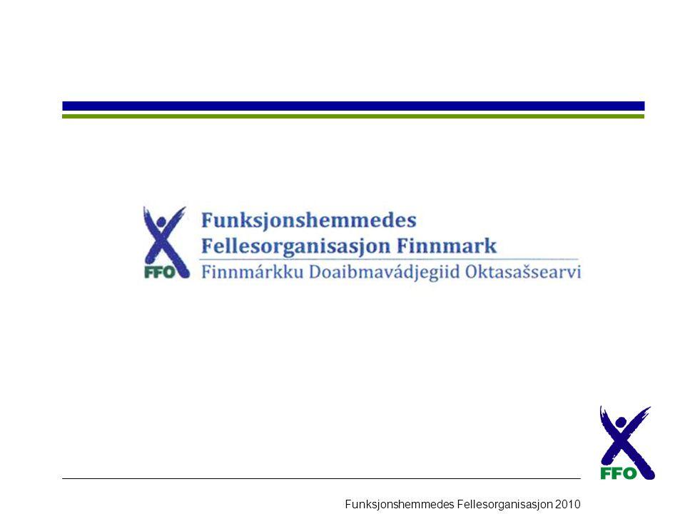 Funksjonshemmedes Fellesorganisasjon 2010