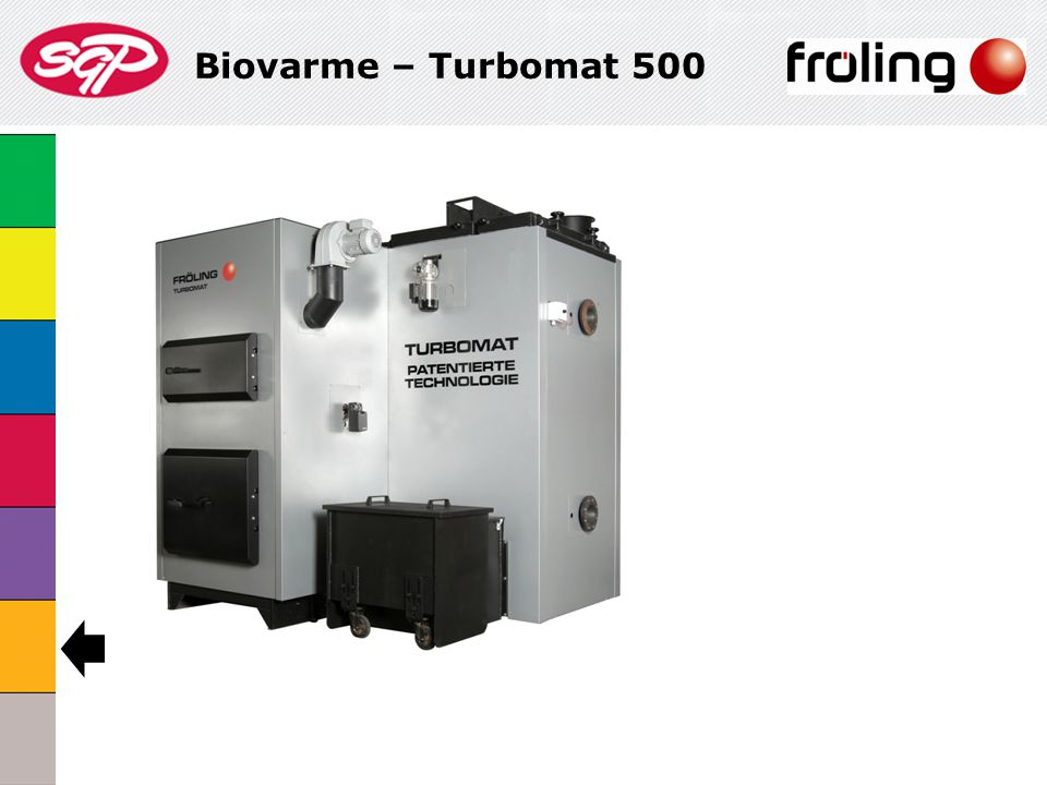 Biovarme – Turbomat 500