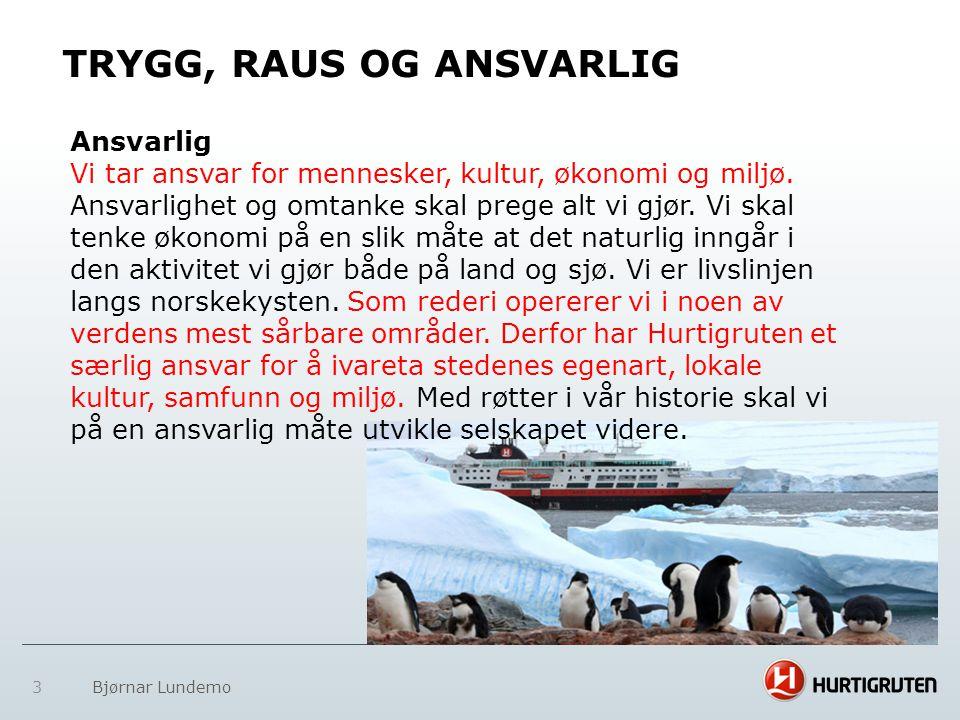34 Bjørnar Lundemo