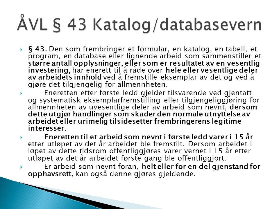  § 43.
