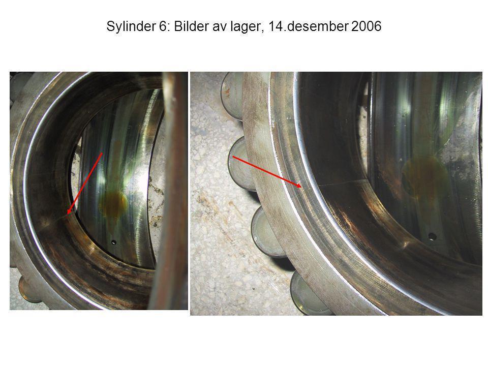 Sylinder 6: Bilder av lager, 14.desember 2006