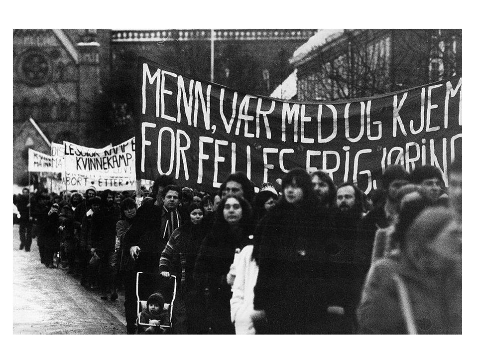 • I Norge ble Likestillingsloven vedtatt i 1978. Den skal sikre at menn og kvinner behandles likt. • Loven er viktig for begge kjønn, men det er særli