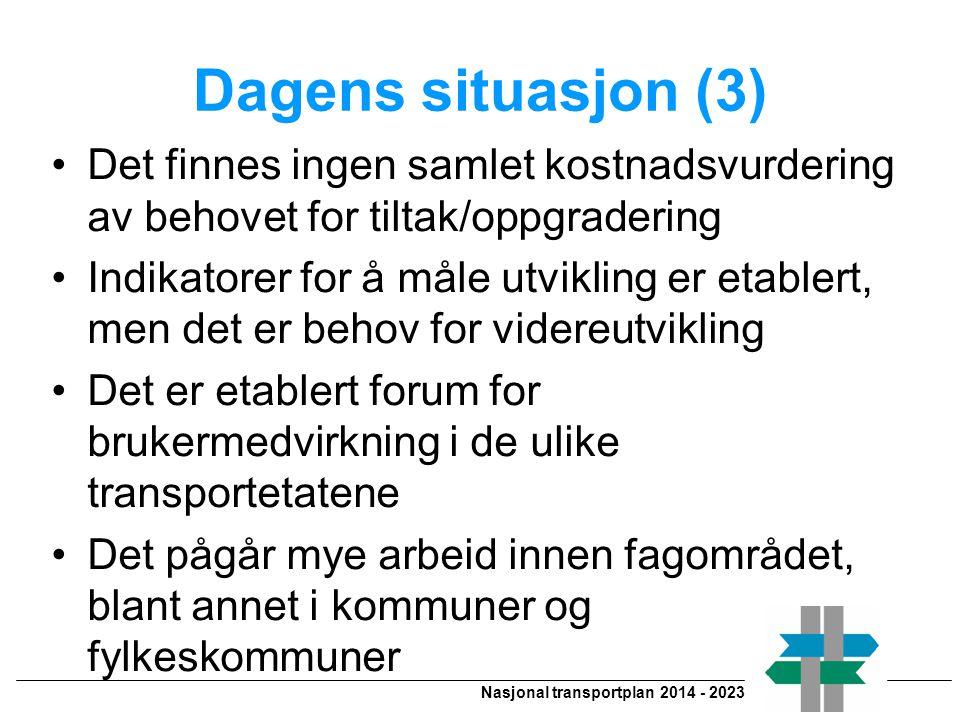 Over 10% har transportproblemer (www.vegveven.no) (www.toi.no)