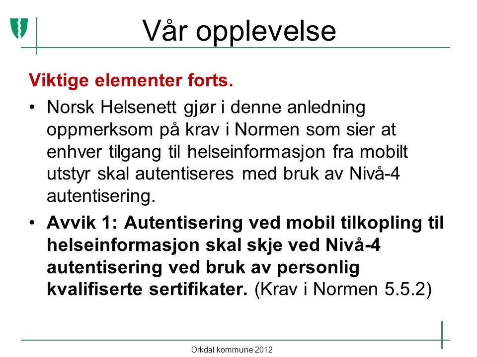 2 Sammendrag Norsk Helsenett vil innledningsvis takke for den velvilje og åpenhet vårt revisjonsteam ble møtt med.