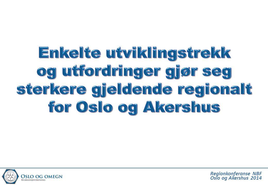 Regionkonferanse NBF Oslo og Akershus 2014