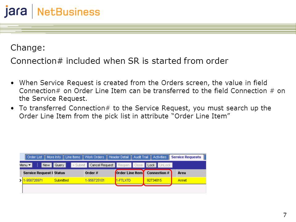 8 Change: More interface values for Capacity Products •New interface values are implemented for Capacity Products: ―Digital punkt til punkt (> 2 Mbps) ―Optisk Kanal Part #ProductEnhet HastighetHastighetGrensenitt Bruker 1Grensenitt Bruker 2 DIGITALDigital punkt til punkt (> 2 Mbps) Mbps34 G703-75 155 S1-75 S1-S-SC S1-S-FC S1-S-LC S4-S-SC S4-S-FC S4-S-LC 622 S4-S-FC S4-S-LC