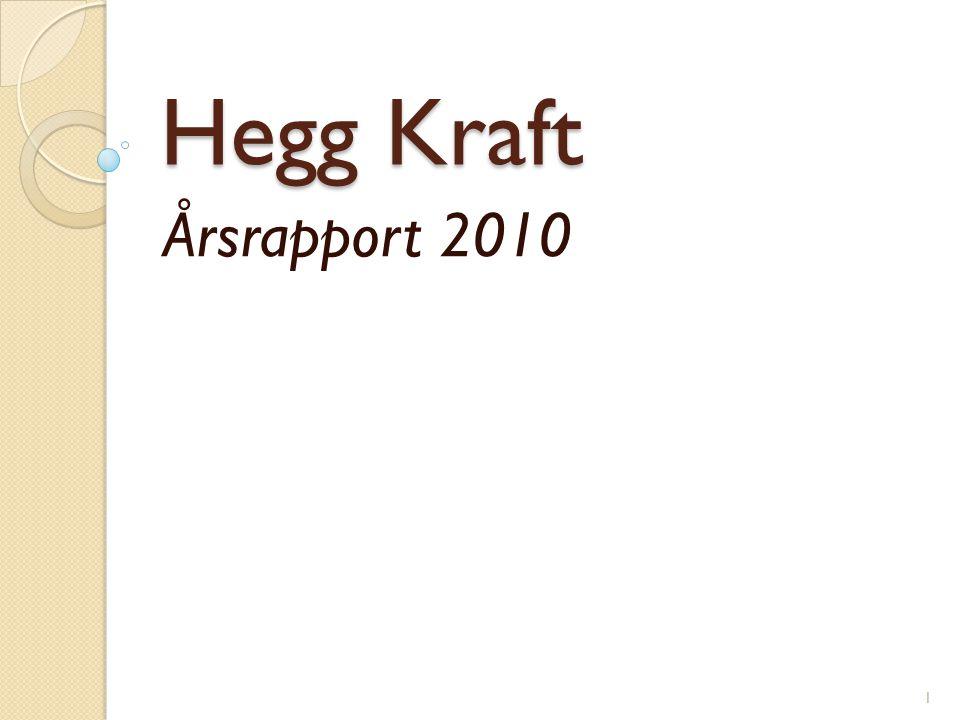 Hegg Kraft Årsrapport 2010 1