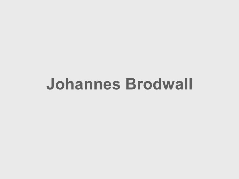 Johannes Brodwall