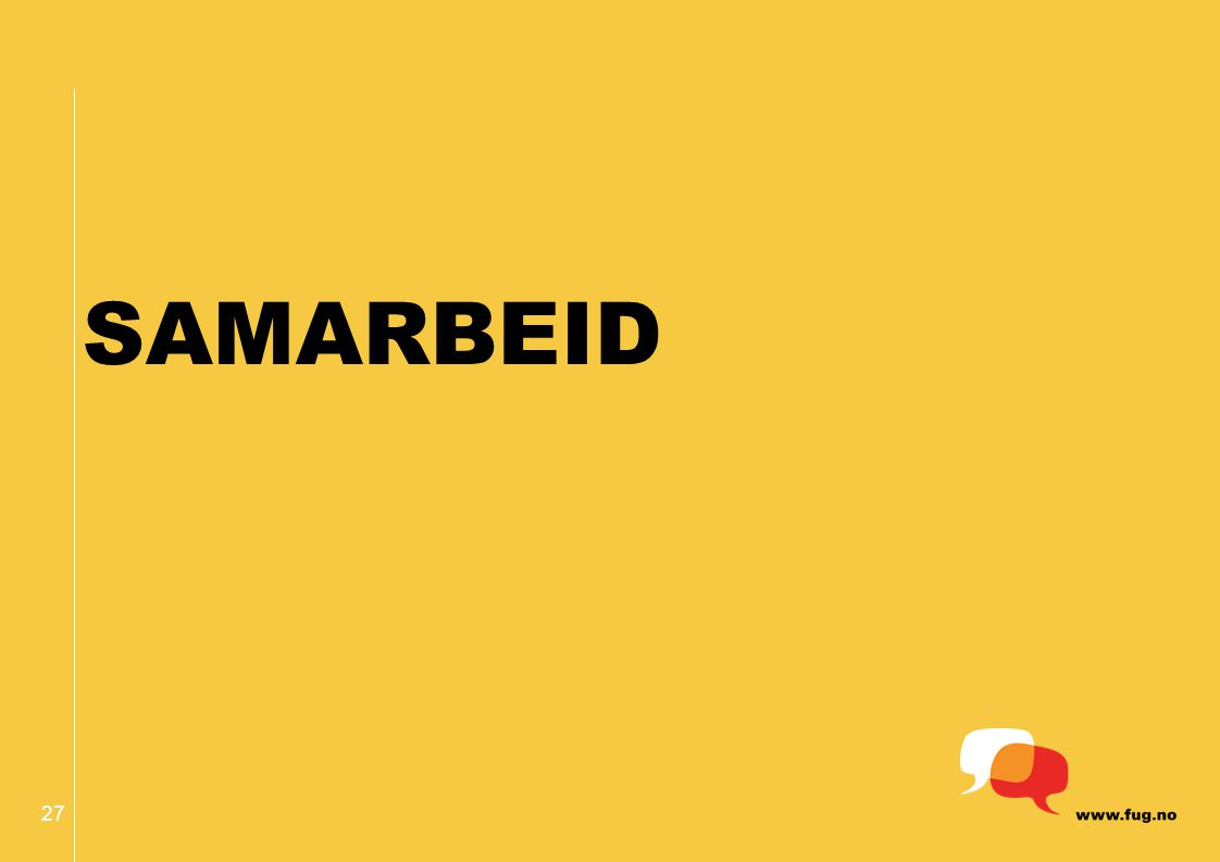 27 SAMARBEID