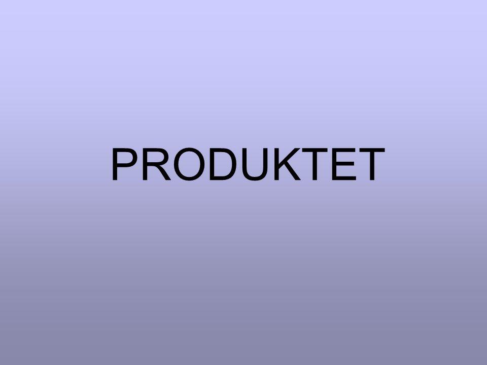 Problemstilling Selve problemstillingen: Det skal lages et brukergrensesnitt system som kontrollerer et overv å kningskamera. Det skal ogs å v æ re ti