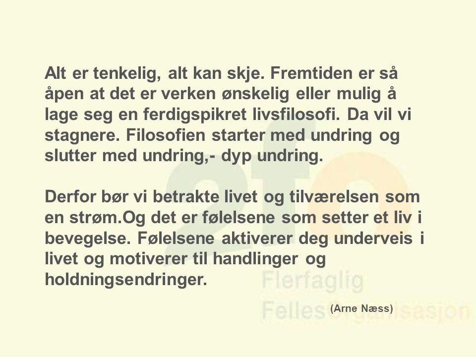 Arve Sigmundstad – Opplæringskonsulent 2fo Du skal være tro.