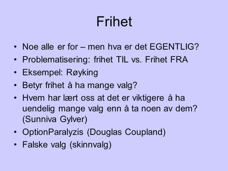 Universaliserbarhetsprinsippet Arne Næss
